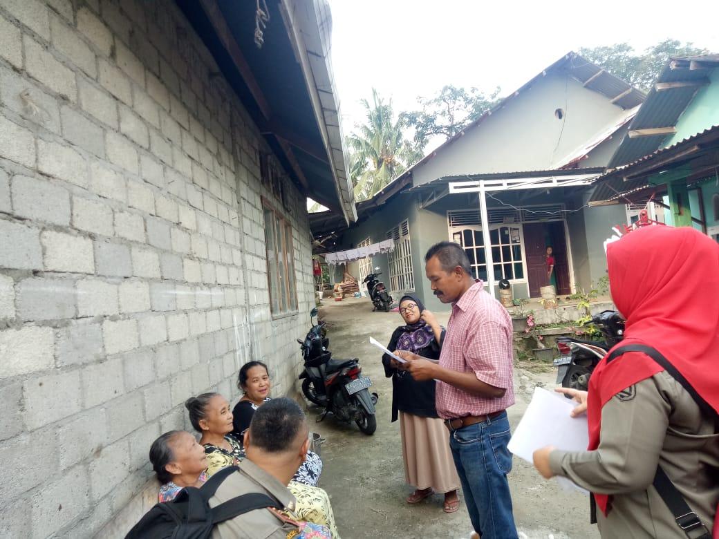 Sosialisasi Himbauan Walikota tentang Pekat